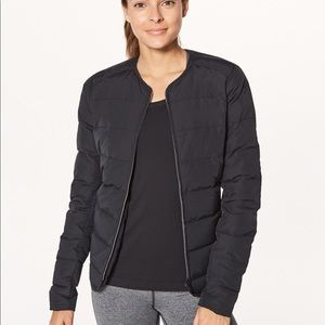 Lululemon Just Enough Puff Jacket Size 6